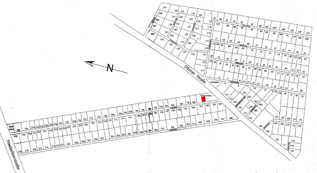 Gesamtplan der Anlage